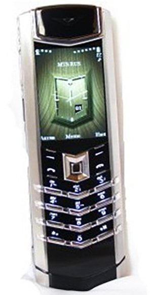 Vertu Signature S Design Stainless Steel Exclusive