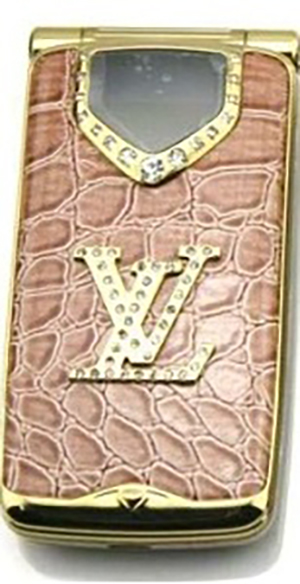 Louis Vuitton C130 Gold